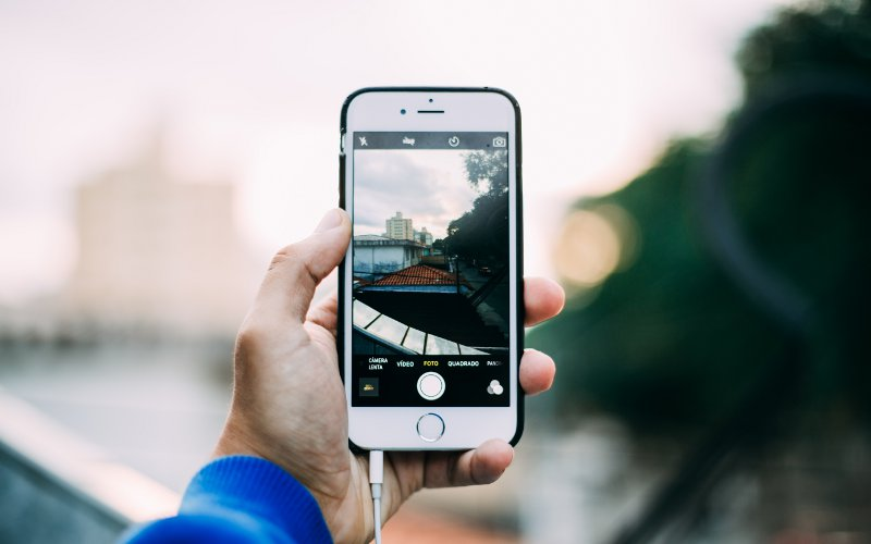 Search for locations with your smarthphone
