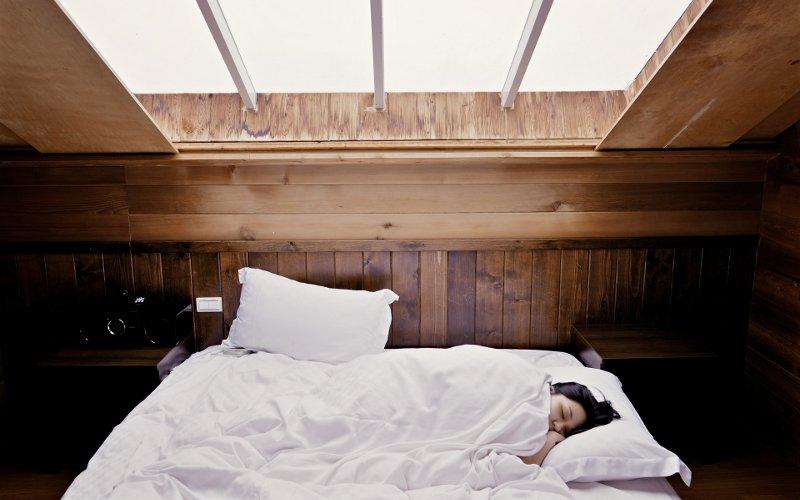 A good night's sleep is important