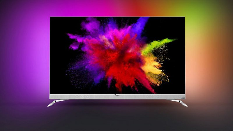 Philips OLED TV with Ambilight